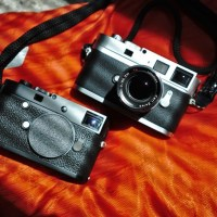 VIDEO: The Leica M-P and Silver Monochrom