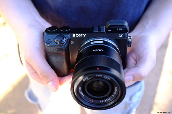 The Sony NEX-7 and Zeiss 24 1.8 Tests