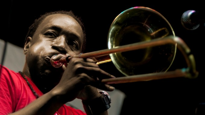 PIC 8 - 2012 - Trombone Player