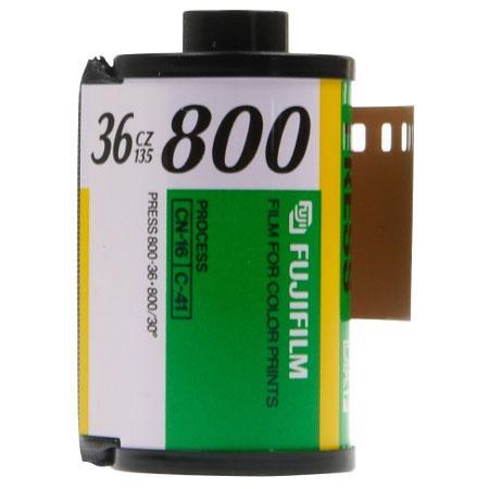 Fujifuilm Fujicolor Press 800