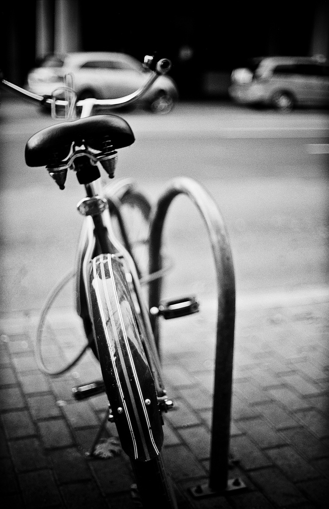 Bicycle - Super-Takumar 50mm 1.4