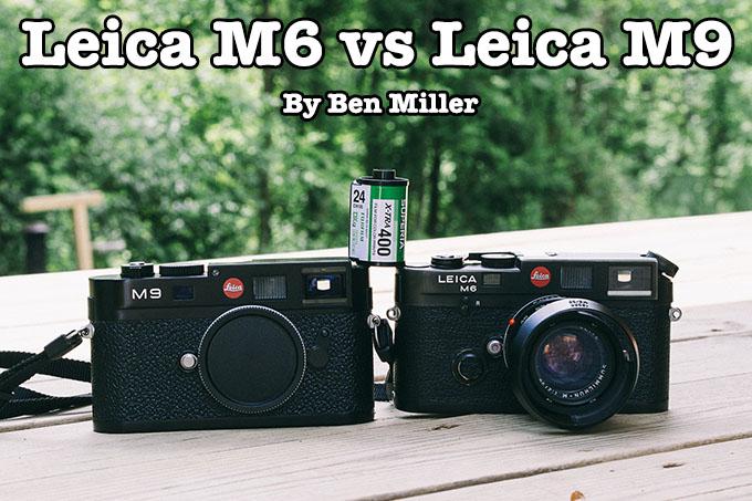 M6 vs M9 VSCO