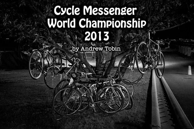 Cycle Messenger World Championships