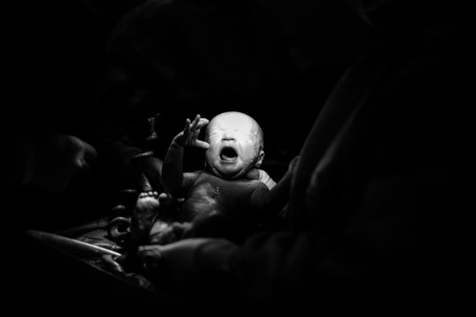 Birth Story with Leica M-5