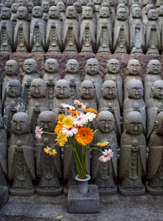 Children's shrine, Kamakura, Japan