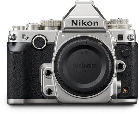 Nikon-df-silv