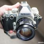 A quick look at the Voigtlander 28 2.8 and Nokton 58 1.4 on the Nikon Df