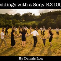 Wedding photography with a Sony RX100 II