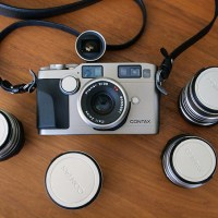Some Contax G2 love By Ibraar Hussain