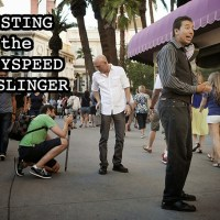 Testing the new CosySpeed Camslinger Bag for Street Shooting (Video)