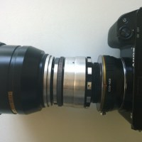 Schidt Optics FF58 Lens on the Sony A6000 by Jeroen de Lang