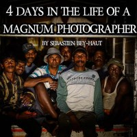 4 days in the life of a Magnum photographer by Sebastien Bey-Haut