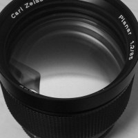 The Contax 85 1.2 60 Year Anniversary Lens by Mark Wu