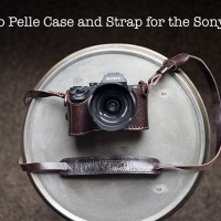 The Angelo Pelle Sony A7II Luxury Case. Gorgeous Craftmanship.