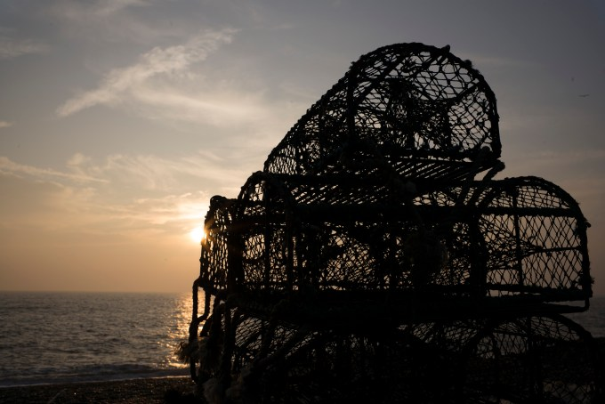 Shot 3 Lobster cages