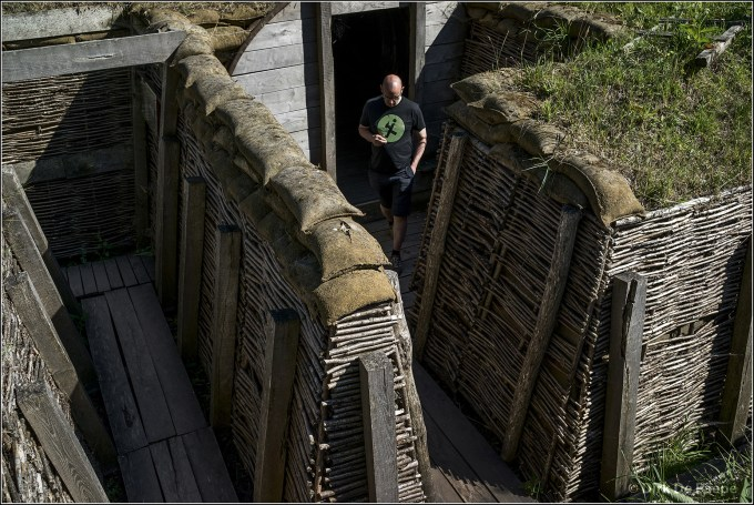05 Outside Trench Shelter