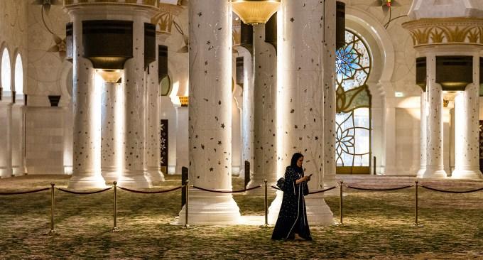 Sheikh Zayed Mosque (SL 601) Dan Feldman (10 of 14)