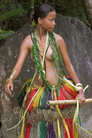 yap island girl naked