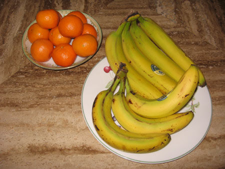 Raw food diet day 6 breakfast