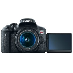 Small Crop Of Canon T6i Bundle