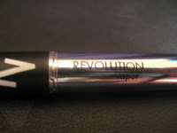 Revolution Vapor e-cigarette starter kit review chrome battery image