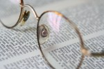 e-cigarette news reading glasses image