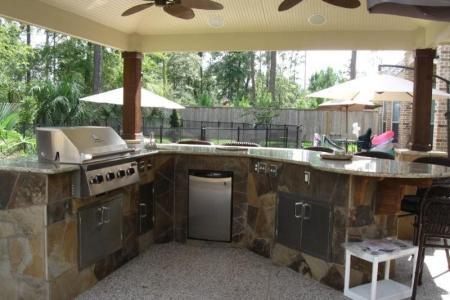 47 amazing outdoor kitchen designs and ideas interior