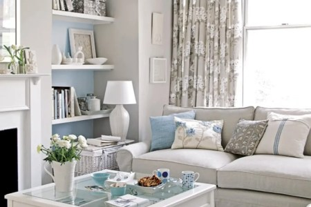 interesting useful ideas for how can you make a small living room