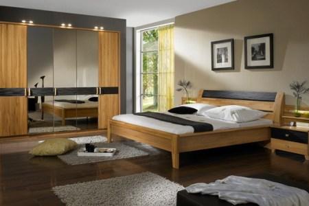 bedroom solid wood 3