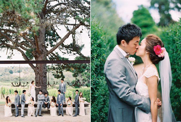 jason audrey mornington peninsula wedding melbourne