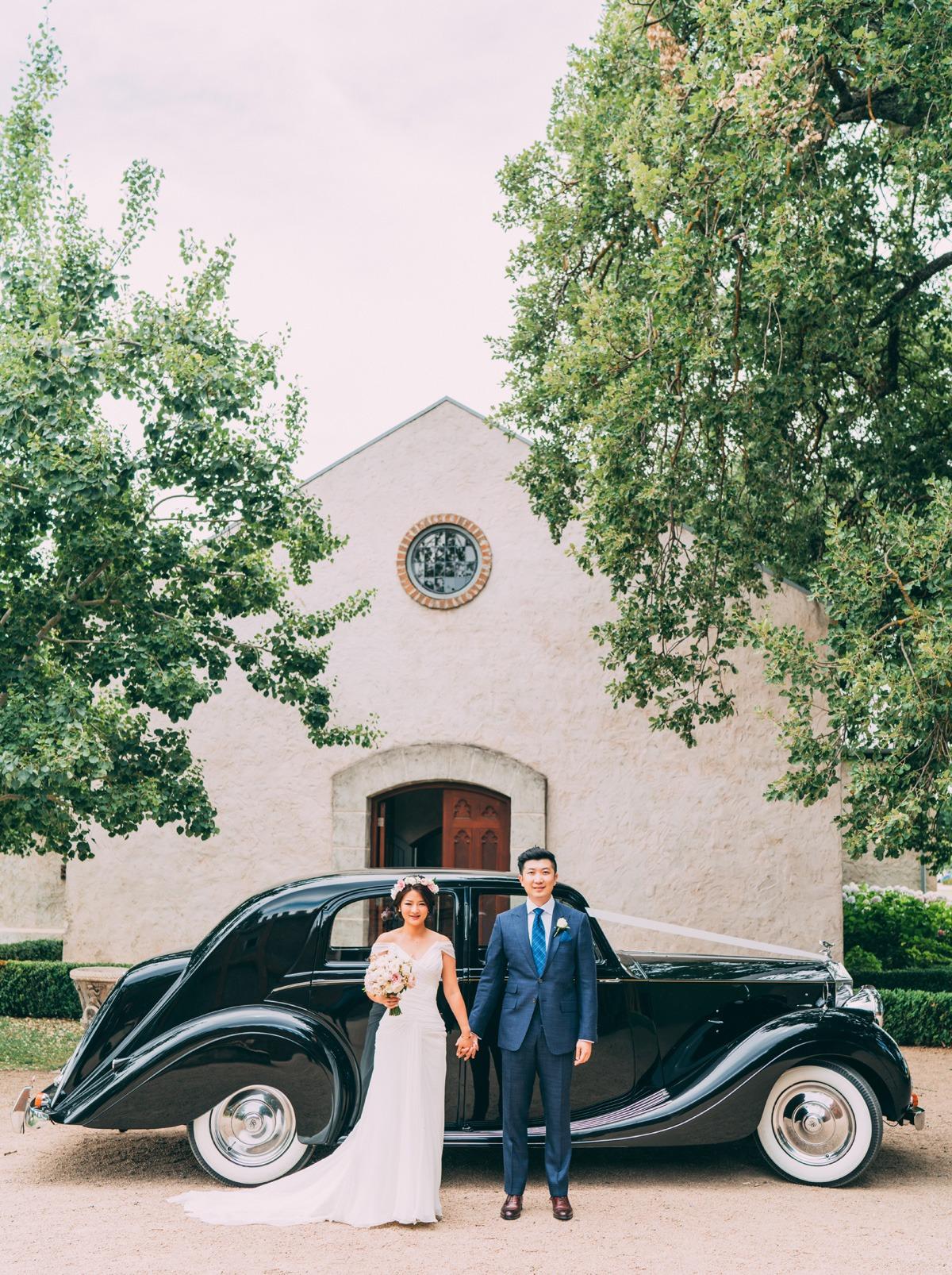 wedding stones yarra valley bride groom