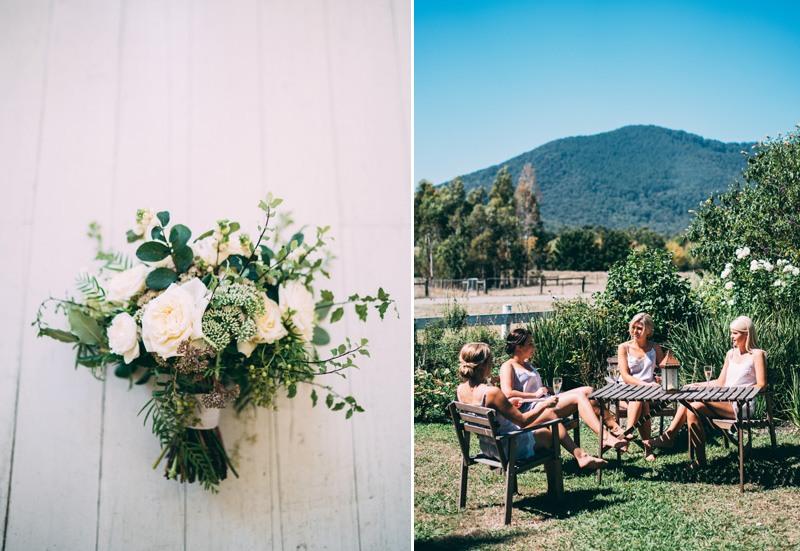 healsville bridal accomodation