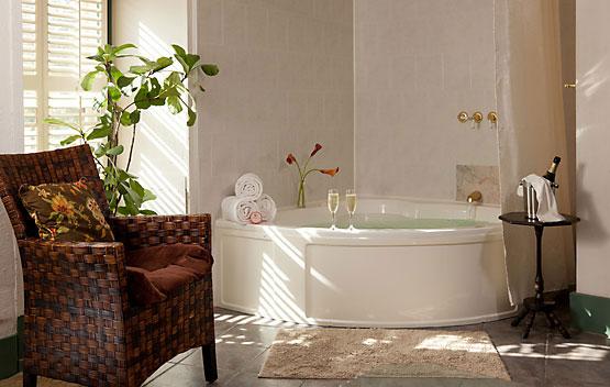Overlook Room spa