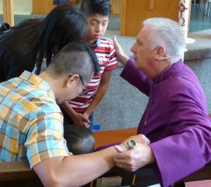 *Special Weekend with Bishop Charlie - 5 Priorities @ St. George's Anglican Church | Burlington | Ontario | Canada