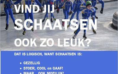 Vind jij schaatsen ook zo leuk?