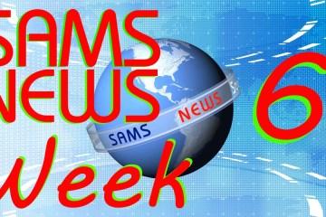 SAMS St Helena News Report . 23 May 15