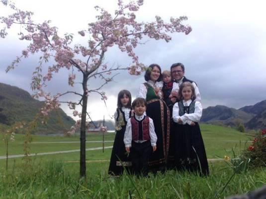 Familia Bodnariu și-a recuperat copiii