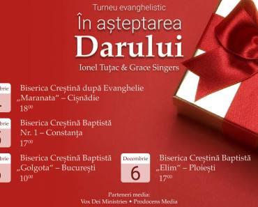 turneu evanghelistic Ionel Tutac