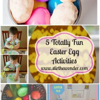 5 Totally Fun Easter Egg Activities