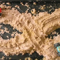 Gone Mudding! Clean Mud Sensory Dough Play