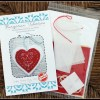 Hungarian Valentine Embroidery Pattern 02