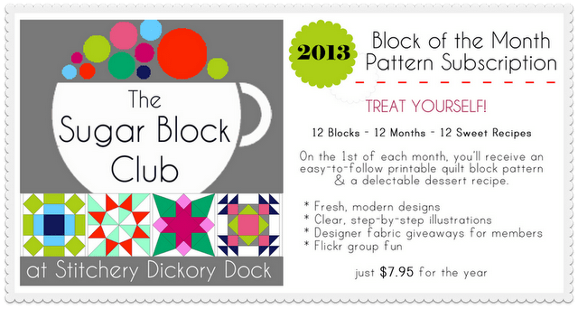 Announcing The 2013 Sugar Block Club 01