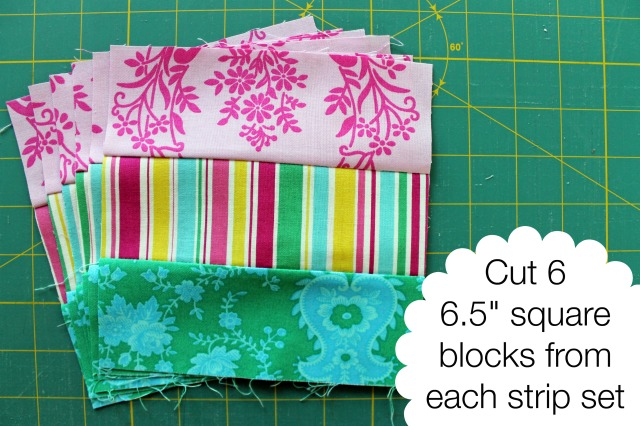Quilt Patterns Using 6 Strips : To The Point: A Quick n Easy Jelly Quilt Tutorial Stitchery Dickory Dock Bloglovin
