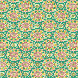 Amy Butler Eternal Sunshine Fabric Pwab162-cloisonne-field