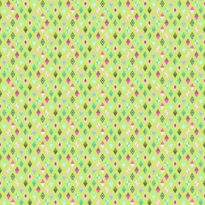 Track Flags Strawberry Kiwi Tula Pink Slow and Steady Free Spirit Fabrics PWTP090