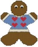 gingerbread man a