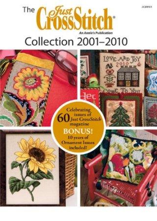 Just Cross Stitch Magazine on CD plus ornament issues