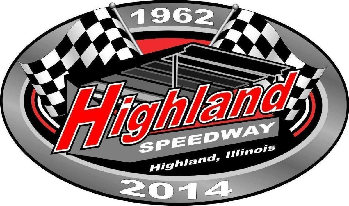 Highland Speedway Results 5/28/16