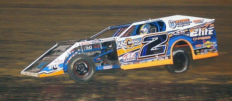 Nick Hoffman wins at Golden Isles Speedway