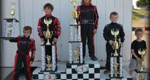 Kid Kart Winners